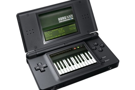 UPDATE Korg M01 Music Workstation for Nintendo DS