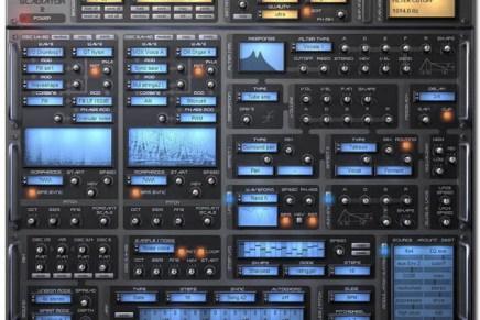 Tone2 Audiosoftware release Gladiator 2.3 update
