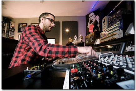 Adrian Bushby & the sound of Focusrite ISA
