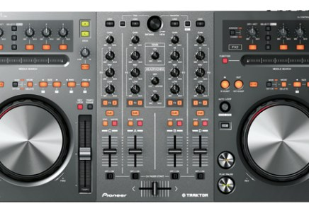 Traktor Pioneer DDJ-T1 Edition 2 Software Update