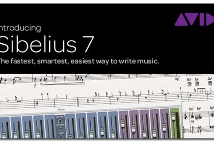 Introducing Avid Sibelius 7 Notation Software