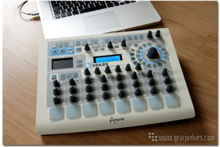 Arturia Spark – Gearjunkies Review