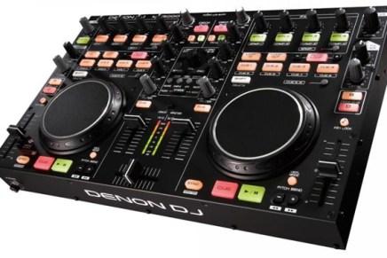 Denon MC3000 DJ Controller …. Finally!
