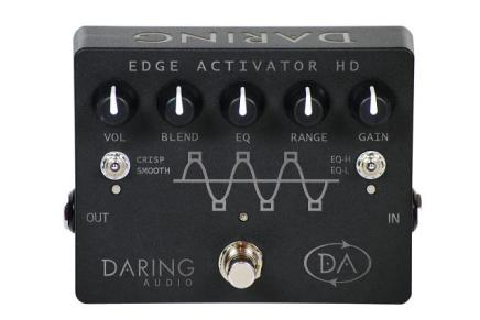 Daring Audio introduces bass and guitar pedal