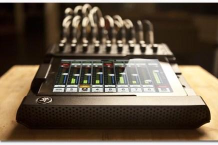 Mackie DL1608 – iPad Mixer