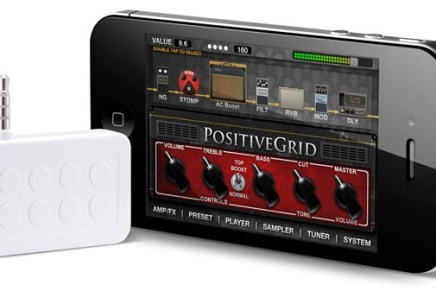 JamUp Multi-Effect Guitar App for iPad and iPhone Launched