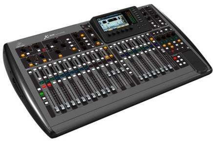 Behringer X32 powered by Midas Coming Soon