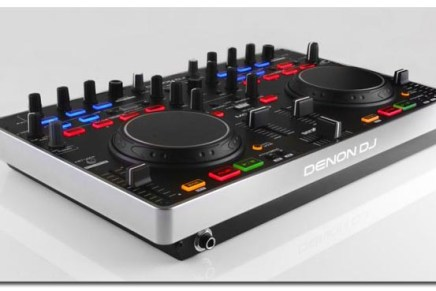 Denon introduces MC2000 DJ Controller