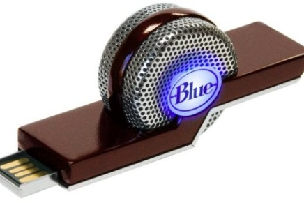 iZotope Technology Embedded into Blue Microphones Tiki