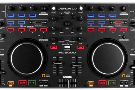 Denon DJ MC2000 Now Available
