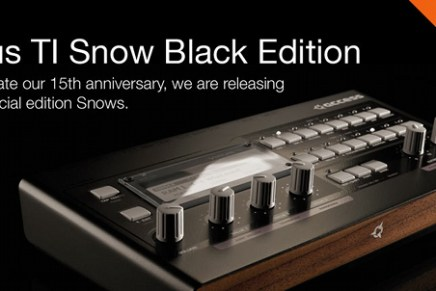 Access Virus Snow TI Black Edition leaked