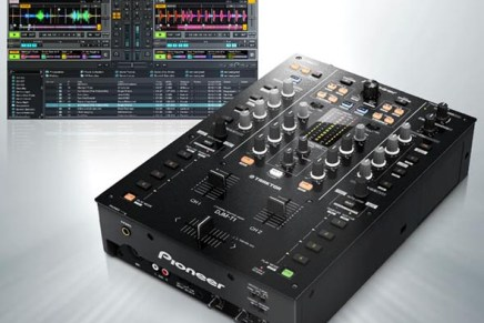Traktor Pro 2.6. support for the Pioneer DJM-T1