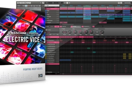Native Instruments introduces ELECTRIC VICE Maschine Expansion