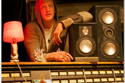 Queens of the Stone Age & Unity Audio monitors