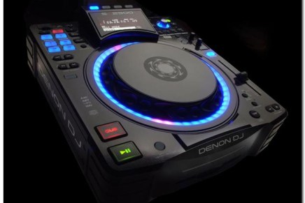 Denon SC2900 Hybrid Midi Update available