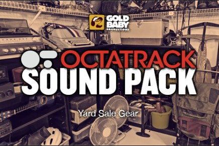 Yard Sale Gear from Elektron – New Octatrack Soundpack