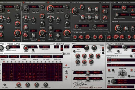 Rob Papen Predator – bigger and better with Version 1.6.4.