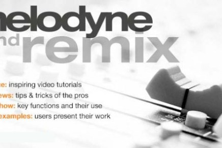 Remix with Celemony Melodyne – Tutorials