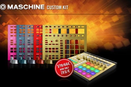 New Native Instruments Maschine Custom Kits pricing
