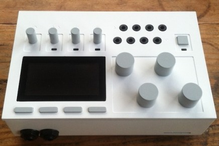 Ezra Buchla and Brian Crabtree have introduced the Aleph