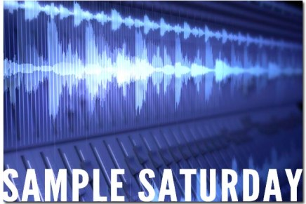 New Sounds and Samples on Sample Saturday #172