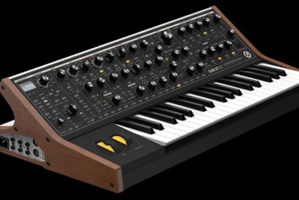 The inspiration behind the Moog Sub 37 Synth – Video
