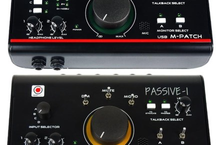 SM Pro Audio introduces Active and Passive M-Patch