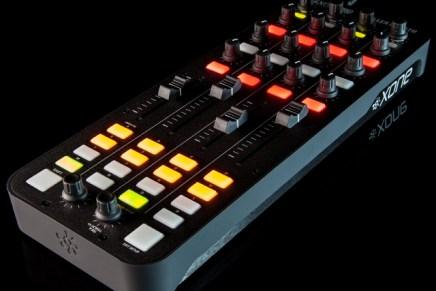 Allen & Heath adds  ADDS XONE:K1 to DJ range