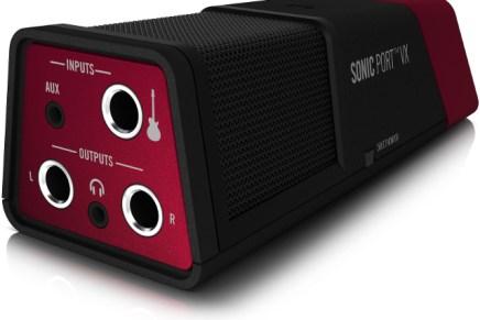 Line 6 announces the Sonic Port VX Mobile Audio Interface