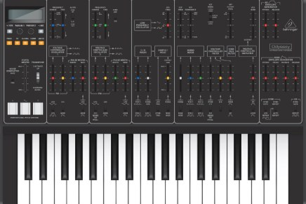 Behringer is considering building a ARP Odyssey synthesizer