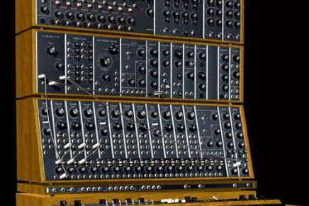 Arturia upgrades the Moog Modular to version 2.0