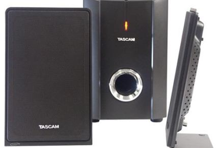 Tascam introduces VL-S21 monitor system