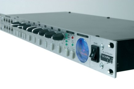 Focusrite launches OctoPre LE console interface