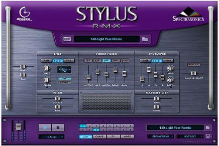 Spectrasonics releases new Stylus RMX v.1.2