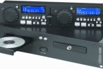 Gemini announces the CDX-02 dual CD player