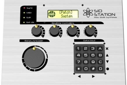 The Elektron SidStation is back!