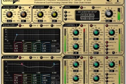 Kjearhus Audio releases GAC-1