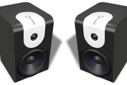 Alesis introduces new M1 studio reference monitors