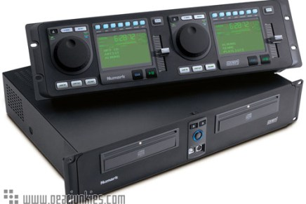 Numark announces the HDCD1 and MKII of the 200FX