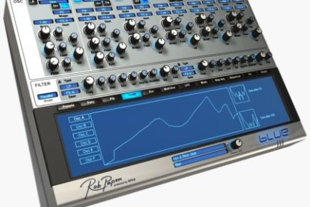 Rob Papens Blue Demo now available