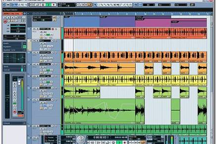Steinberg releases update 3.1. for Cubase SX and SL