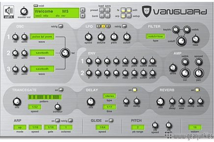 reFX has updated Vanguard to v.1.5.1.