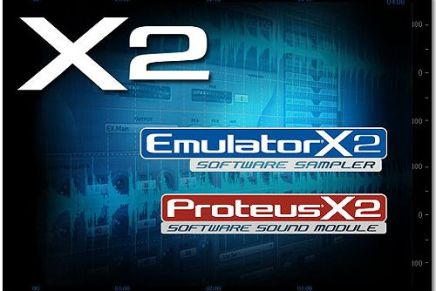 E-MU releases Emulator X2 and Proteus X2