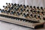 Macbeth Studio System M3X2 gets a keyboard