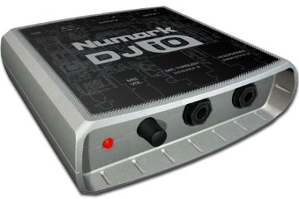 Numark introduces new DJ audio interface