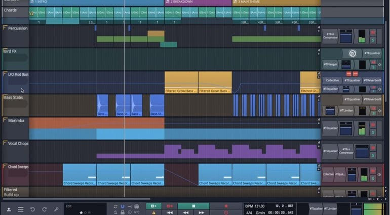 NAMM 2019 Tracktion Waveform 10 brings Actions, Macros, Groups and