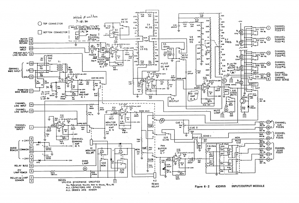 mci wiring diagrams
