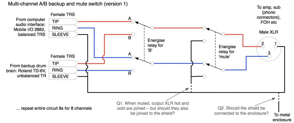 Awe Inspiring Ab Switch Wiring Wiring 101 Capemaxxcnl