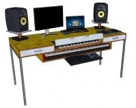 DIY Studio Desk Design & Build - Gearslutz Pro Audio Community