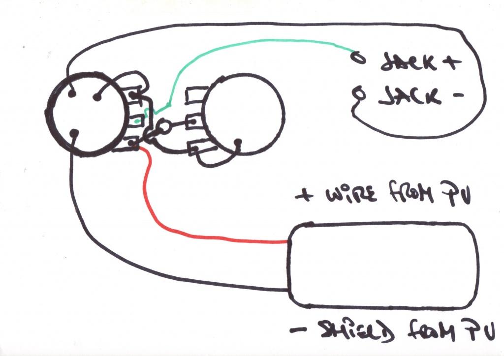 Harmony H1 or H601 lap steel guitar wiring diagram - Page 2 - Gearslutz
